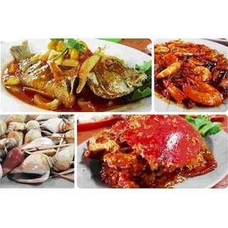 Batam 2D1N Tour with Seafood Lunch & Seaside Seafood BBQ Dinner