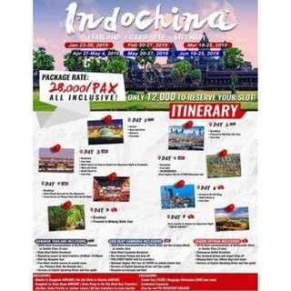 INDOCHINA TOUR