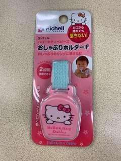 Hello Kitty 奶嘴夾