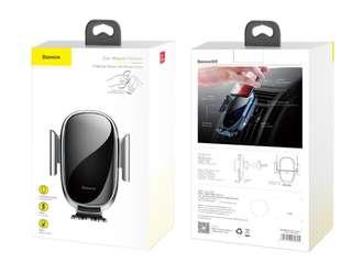Baseus Smart Car Mount Cell Phone Holder
