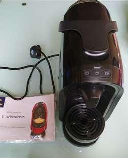 膠囊咖啡機 有盒有說明書 只試過機