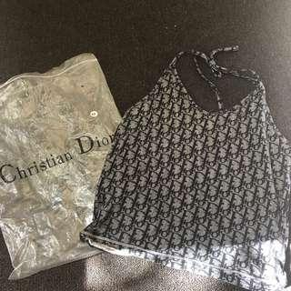 Christian Dior reworked top fits 6-10