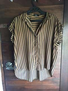 NAVA BROWN & BLACK STRIPES