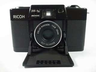 🚚 [一直攝] Ricoh FF-1s底片相機