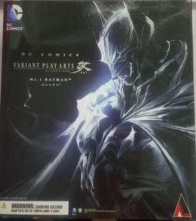 DC Variant Play arts改 Batman No.1 (藍)