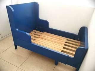 🚚 Pre-loved Extendable Kid Bed Boy IKEA
