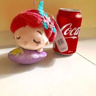 東京迪士尼 小美人魚 艾莉奧 公仔匙扣 Q版