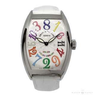Brand New Franck Muller Crazy Hours