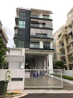 Beautifully renovated 4 bedrooms Penthouse in G Residences at Affordable Pricing