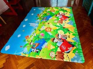 Double Sided Baby Playmat