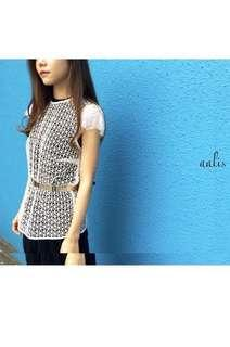 Brand new Aalis Lace Too