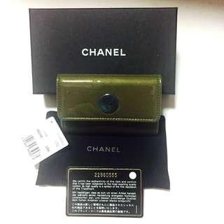 Chanel O-Card Holder