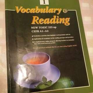 😄Vocabulary Reading#我要賣課本