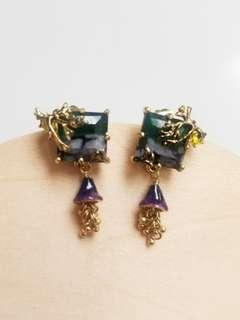 Les nereides N2 耳環 earrings