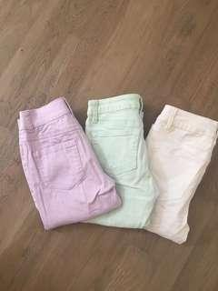 Size 6 jeans bundle , all 3 for $10