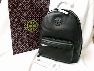 $350 Tory Burch Leather Backpack