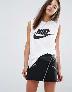 Nike Muscle Tank with large logo