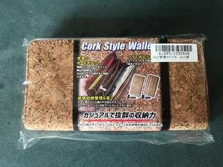 Cork Style Wallet