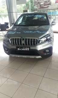 Suzuki S Cross AT