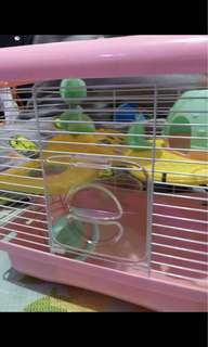 Hamster cage倉鼠籠