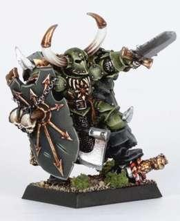 Warhammer AoS Crom the Conqueror OOP Chaos Lord