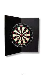 飛鏢靶 護牆墊 DMI Sports Deluxe Large Folding Wall Protector for Regulation-Size 18-Inch Bristle Dart Boards