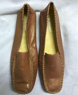 (全新)女裝真皮鞋