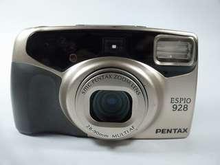 🚚 [一直攝] Pentax Espio 928 底片相機