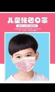 兒童口罩獨立包裝