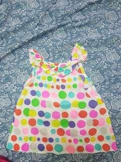 Baby carters top/blouse
