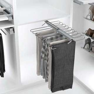 Starax Slide-out Trousers Rack