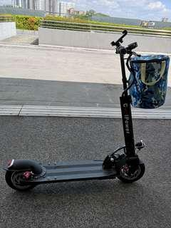 Cool Power e-scooter