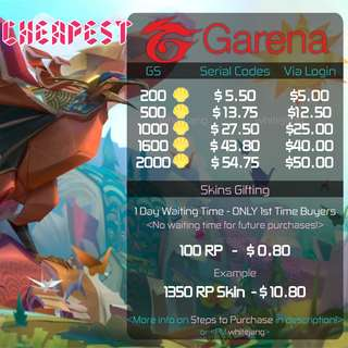 garena shell | In-Game Products | Carousell Singapore