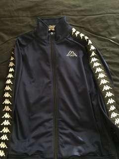 Kappa jacket navy blue