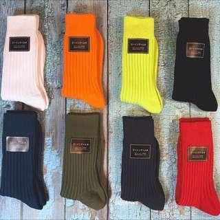 100%正評高質日本roll腳長襪 wtaps/Nike/Adidas/new balance/jordan/vans