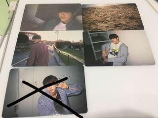 wts wanna one pod kihno photocards