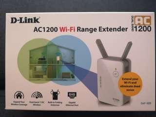 D-Link Wifi Range Extender