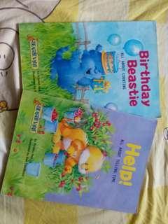 Beastieville story books