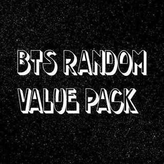BTS Random Pack