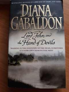 🚚 Lord john and the hand of devils