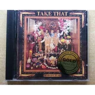 Take that Nobody Else CD album