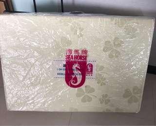 🚚 Seahorse Foldable Mattress