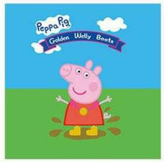 Peppa Pig 浴簾連鈎