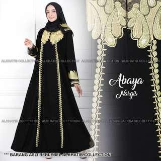 🚚 Abaya Nargis