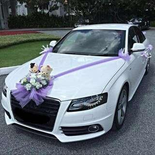 Audi A4 1.8L Turbo For Rent/Chaffeur