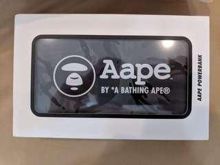 Aape power bank limited edition original
