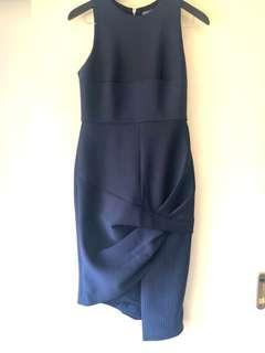 Sheike Party Dress Navy Size 12
