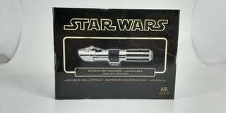 STAR WARS lightsaber anakin .45 scale