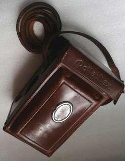 禄徕雙鏡頭機皮盒
