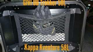 Top box Inner Netting